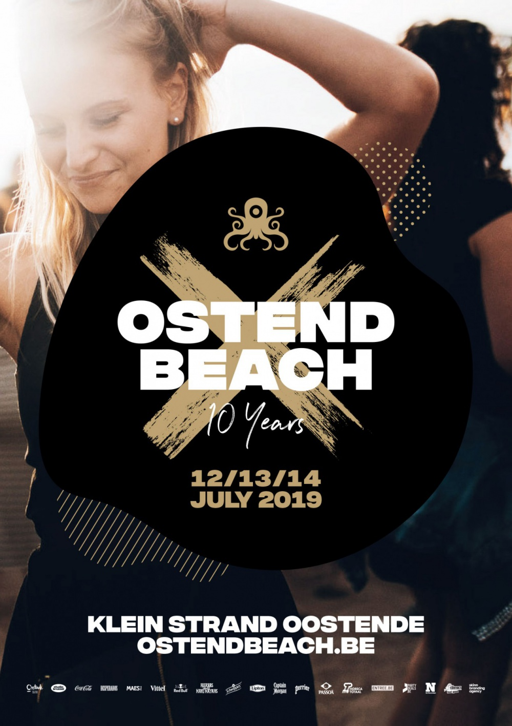 Ostend Beach 2019