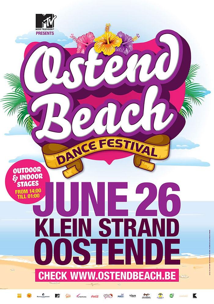 Ostend Beach 2010