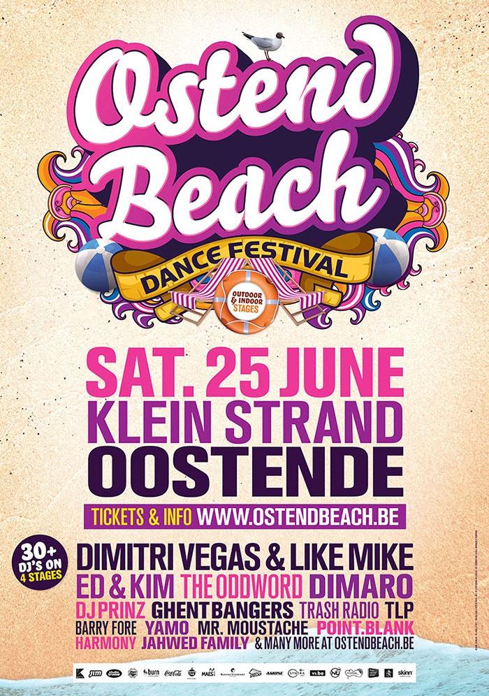 Ostend Beach 2011