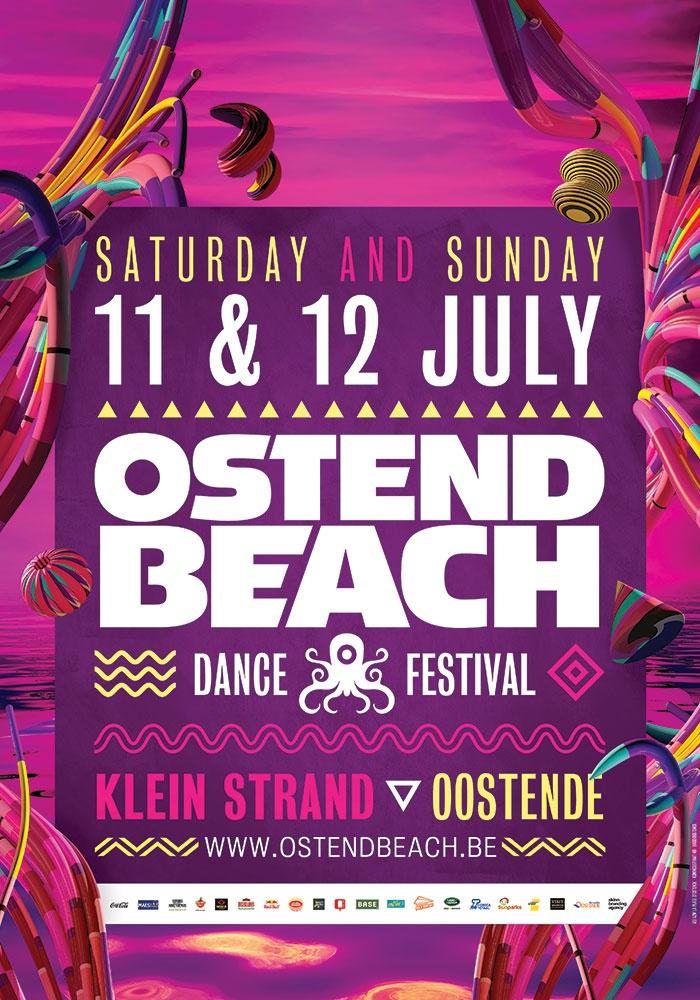 Ostend Beach 2015