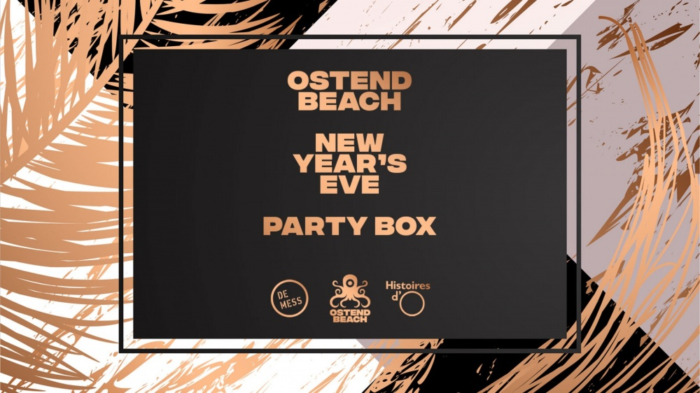 Ostend Beach NYE Party Box