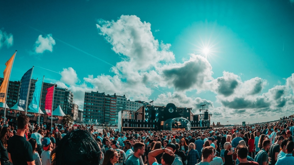 Ostend Beach Ostend Beach 2020