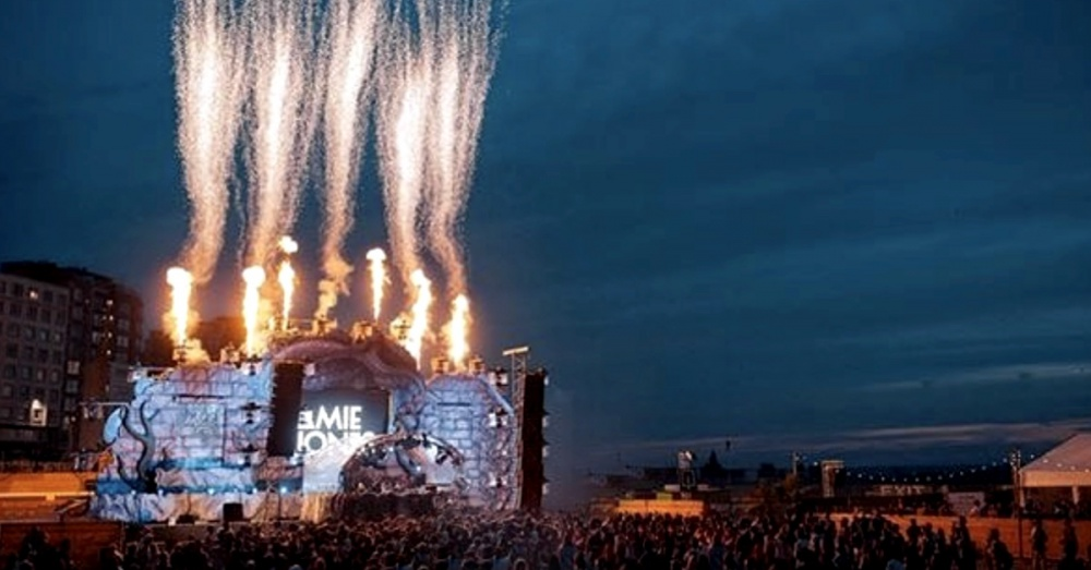 Ostend Beach With Just Over 60 Days Until Ostend Beach 2018, Here